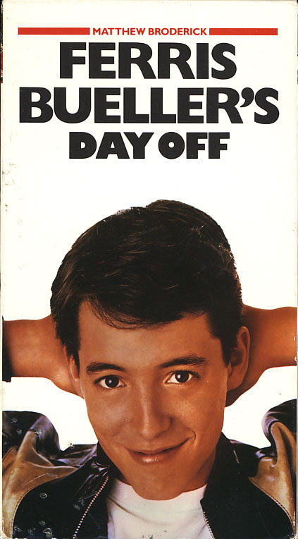 86 06 11 Ferris Bueller's Day Off (1986) Comedy PG-13 , A high school wise guy is determined to have a day off from school, despite what the principal thinks of that.