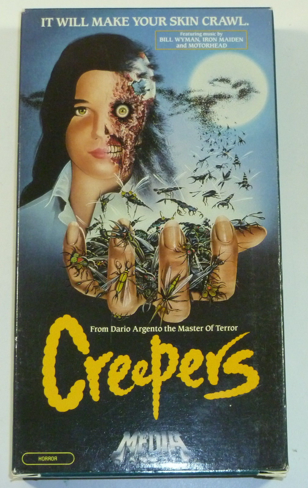Creepers (1985) Jennifer Connelly, Daria Nicolodi